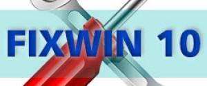 FixWin 10 – как бесплатно устранить большинство ошибок Windows 10