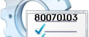 Ошибка обновления Виндовс с кодом 80070103 – как исправить?