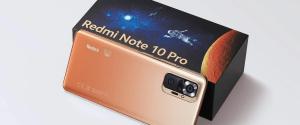 Характеристики и комплектация Redmi линейки Note 10 Pro, дизайн и рейтинг