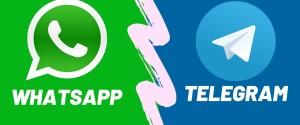 Чем Телеграм отличается от Ватсапа и какой мессенджер лучше, сравнение