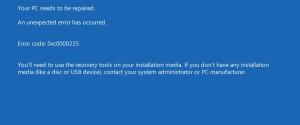 Сколько по времени может длиться восстановление системы ОС Windows 10