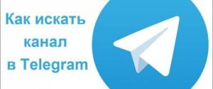 Как в Телеграме искать паблики и найти нужный канал на разных гаджетах