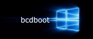 Как устранить сбой BCDBoot при копировании файлов загрузки системы Windows 10
