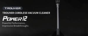 Обзор и характеристики пылесоса Youpin Trouver модели Power 12, плюсы и минусы