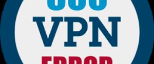 Устраняем ошибку 800 при подключении VPN