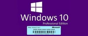 4 способа проверки активации Windows 10 и как узнать лицензионный ключ
