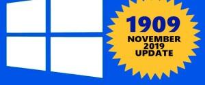 Как скачать Windows 10 1909 November Update с официального сайта прямо сейчас