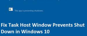 Что такое Task Host Windows в ОС Windows 10 и как его можно отключить
