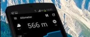 Альтиметр в смартфоне – что это за датчик
