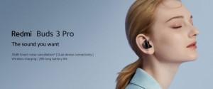 Технические параметры Redmi Buds 3 Pro от компании Xiaomi и класс, цена