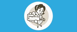 Как сделать кликабельную ссылку на Телеграм-аккаунт и отправить ее