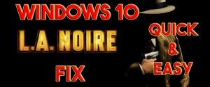 Почему L.A. Noire не запускается через Steam на ОС Windows 10 и как исправить