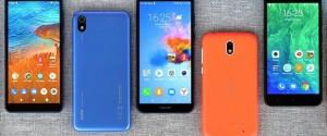 ТОП 20 лучших смартфонов до 5000 рублей