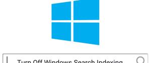 Нужна ли служба индексирования в ОС Windows 10 и 4 способа ее отключения
