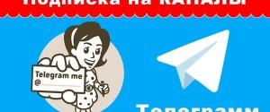 Как в Телеграме подписаться на группу, канал и человека на разных гаджетах