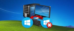 Как можно откатить систему Windows 10 назад, до точки восстановления, 3 способа