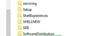 Что за папка SoftwareDistribution и можно ли её удалить?
