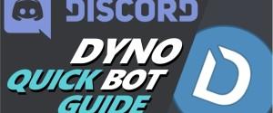 Описание и команды Dyno bot для среды Discord, как скачать и добавить