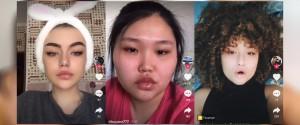 Эффект накаченных губ или боке в ТикТоке, как выглядит поцелуй и его применение