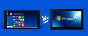 Сравнение производительности и системные требования Виндовс 7 и 10, что лучше