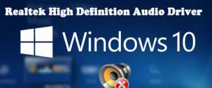 Где найти диспетчер Realtek HD Audio Manager и как запустить в ОС Windows 10
