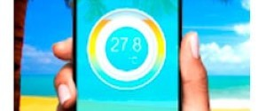 Датчик температуры в телефоне – как работает, приложения для измерения
