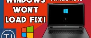 Почему система Windows 10 не загружается и 15 шагов для устранения неполадок