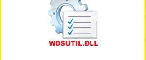 WDSUTIL.DLL – что это за ошибка в операционной системе Windows 7 8 10, как исправить