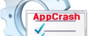 Appcrash – что это за проблема, как устранить?