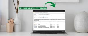 Отключение Microsoft compatibility telemetry, которая грузит диск Windows 10