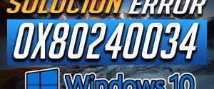 4 способа устранения ошибки 0x80240004 при обновлении системы Windows 10