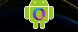 Браузер Opera Touch для Android с блокировкой рекламы и майнеров