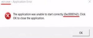 Как исправить ошибку esrv.exe при запуске приложения