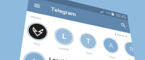 Зачем для Сторис в Инстаграме нужны Телеграм-каналы и паблики с фотографиями