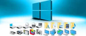 11 способов вернуть пропавшие значки с Рабочего стола в системе Windows 10