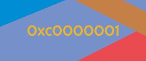 7 способов исправления ошибки с кодом 0xc0000001 при загрузке Windows 10