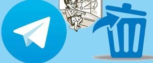 Как можно удалить аккаунт в Телеграме с телефонов с разными ОС и проблемы