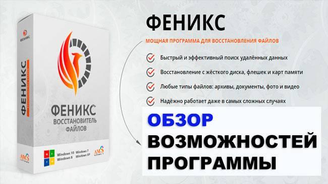 Обзор возможностей ФЕНИКС