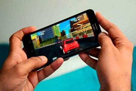 Использование акселерометра в игровых приложениях