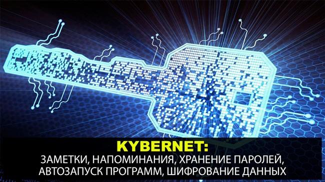 Ключевые особенности Кибернет