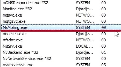 Файл MsMpEng