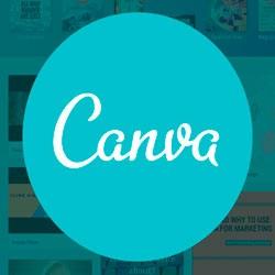 Canva.com — бесплатный фото редактор на русском