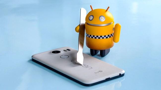 кастом андроид