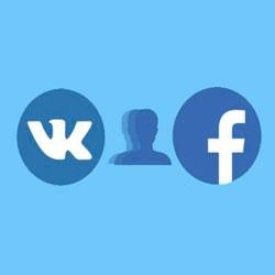 Как скрыть друзей ВК или Facebook от других пользователей