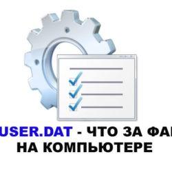 NTUSER.DAT – что за файл Windows, можно ли удалить?