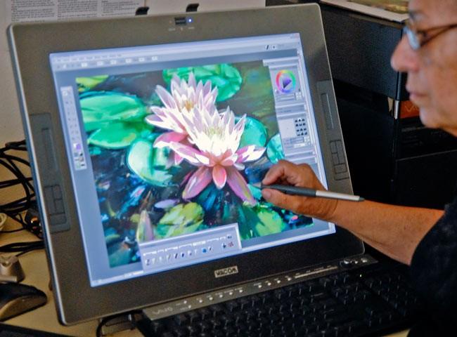 Программы для создания рисунков на компьютере