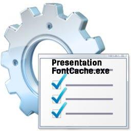 PresentationFontCache.exe — что это за процесс, почему он грузит систему