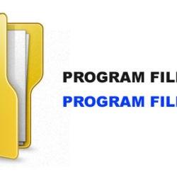 Program Files (x86) и Program Files – что это за папки на компьютере