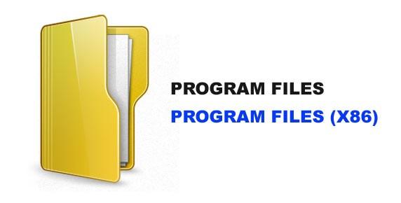 описание папки програм файлз