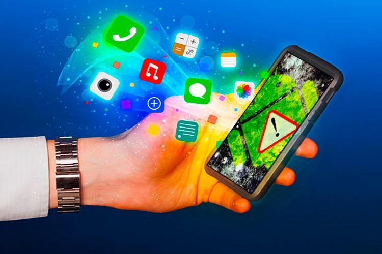 Бесполезные Андроид приложения за апрель 2019